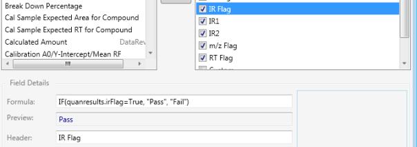 Custom Report page data feild table formula field