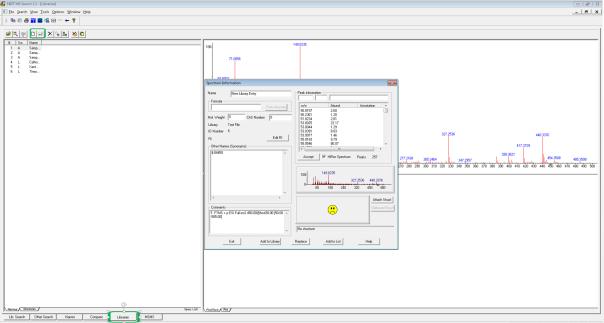 edit entry NIST